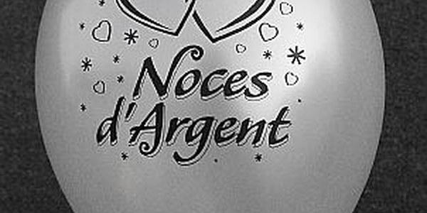 Noces d'Argent 25è aniversari