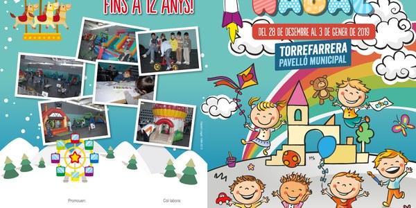 Parc de Nadal 2018 Torrefarrera