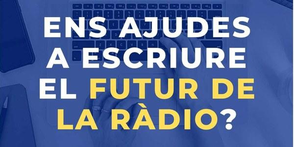 Participa en l'enquesta de la ràdio que t'escola, EMUN, i dona la teva opinió.