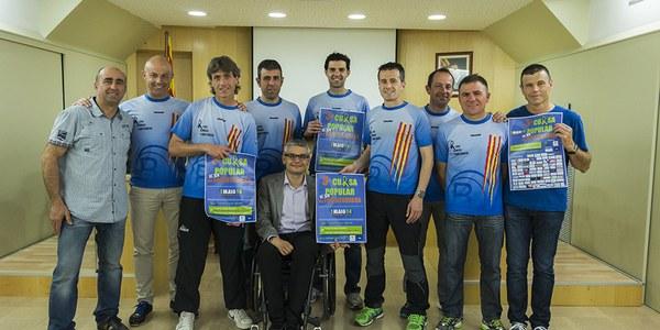 Presentada la 3a Cursa Popular de Torrefarrera que tindrà lloc el proper 1 de maig