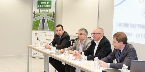 Prop de 100 persones, en contacte gràcies a la I Jornada Empresarial conjunta entre Torrefarrera i la Litera