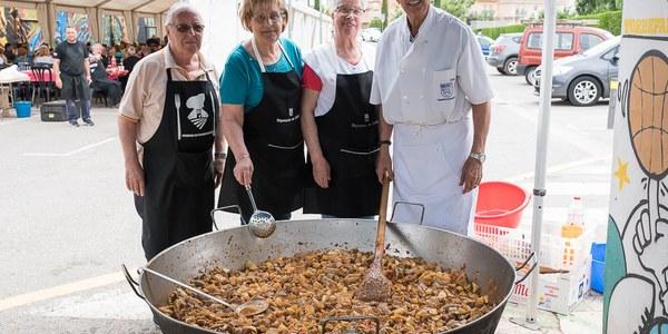 Prop de 350 persones celebren el Dia de les Cassoles a Torrefarrera
