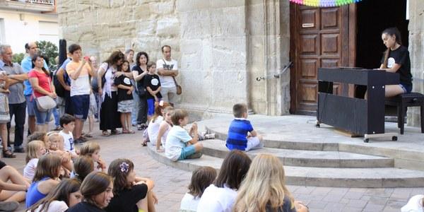 Racons musicals a Torrefarrera per a commemorar el Dia de la Música