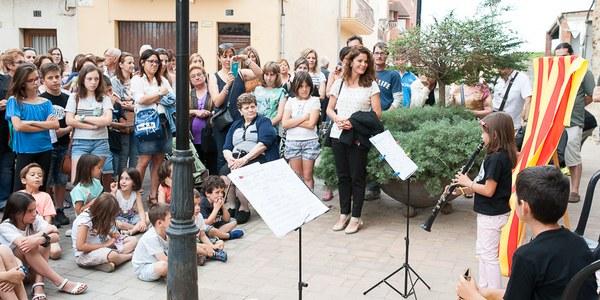 Racons musicals a Torrefarrera per commemorar el Dia de la Música