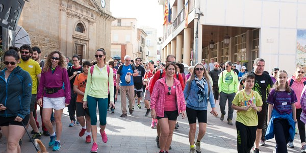Rècord de participació en la VII Caminada Popular de Torrefarrera a Malpartit amb 190 participants
