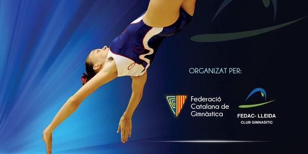 Segona fase de la Copa Catalana de Gimnàstica Artística a Torrefarrera