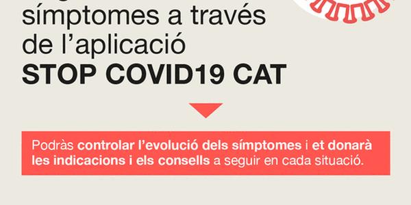 Stop Covid19 Cat: Nova app de Salut per detectar i fer el seguiment dels casos de coronavirus a Catalunya