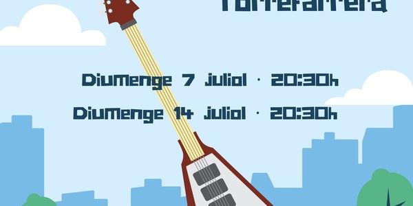 Summer Rock Torrefarrera Concert 2019