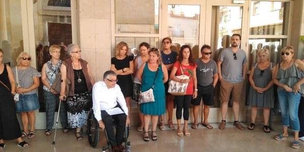 Suport, escalf i estima per a les víctimes des de l'Ajuntament de Torrefarrera