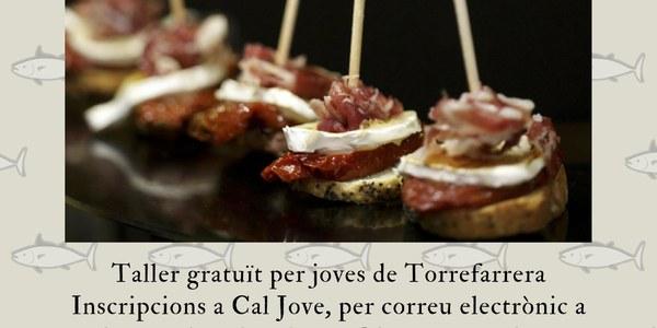 Taller de cuina basca gratuït organitzat per Cal Jove