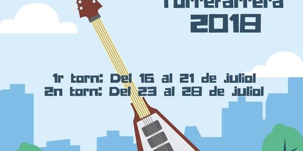 """Taller d'estiu de música Poc i Rock """"Summer Rock Torrefarrera"""""""