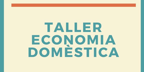 Taller economia domèstica