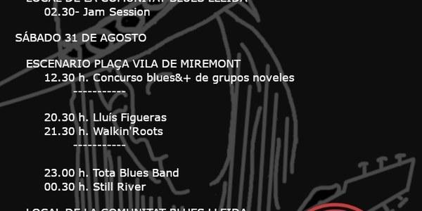 Torrefarrera acull per segon any el Festival Blues & Plus