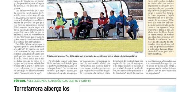 Torrefarrera alberga los campeonatos autonómicos