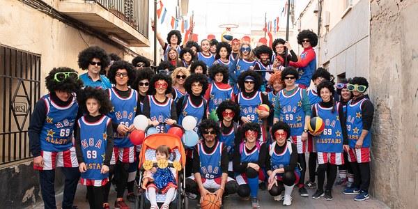 Torrefarrera celebra un Carnestoltes multitudinari amb música i molta diversió
