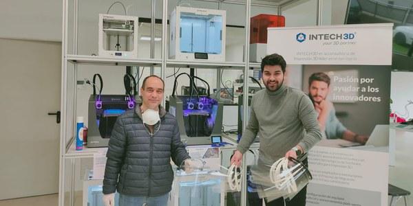 Torrefarrera compra una impressora 3D per ajudar en la fabricació de material sanitari