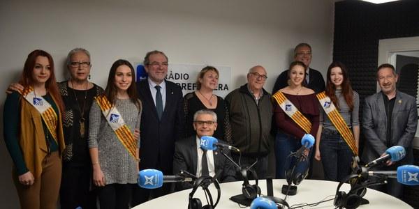 Torrefarrera inaugura la ràdio municipal i seu d'EMUN FM