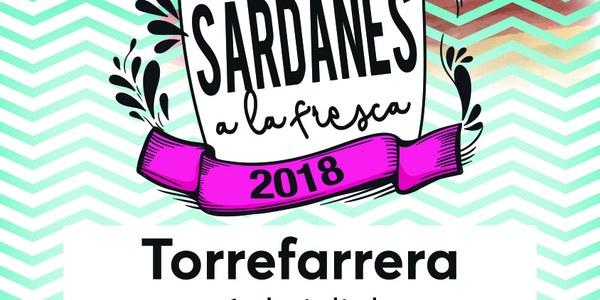 Torrefarrera inaugura la XIV edició de Sardanes a la Fresca