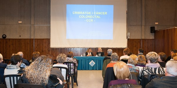 Torrefarrera inaugura les VIII Jornades de Salut i Festa Nova amb una conferència sobre prevenció del càncer de còlon i recte