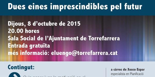 Torrefarrera organitza una xerrada sobre motivació i innovació a les empreses, a càrrec de Xesco Espar