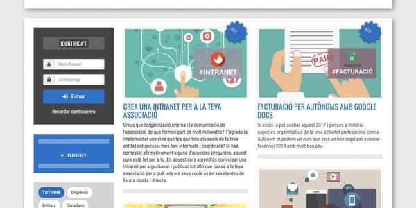 Torrefarrera, pioner a Lleida en oferir una plataforma online municipal de formació en tecnologia i estratègies digitals