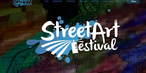 Tots els murals del Torrefarrera Street Art Festival en un mapa interactiu