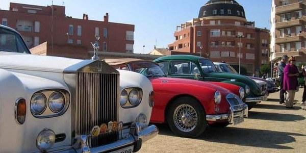 Trobada de vehicles clàssics Torrefarrera