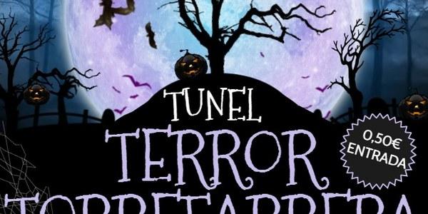 Túnel del terror 2019 a Torrefarrera