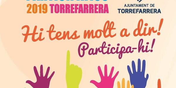 Valorem els Pressupostos Participatius de Torrefarrera 2019
