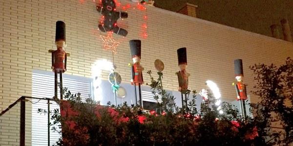 VI concurs de balcons decorats i/o il.luminats