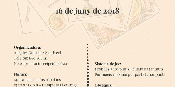 VII Campionat de Botifarra a Torrefarrera