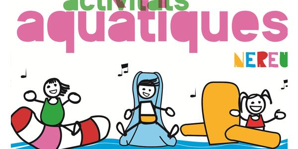 Vine a gaudir de les activitats aquàtiques a les Piscines Municipals