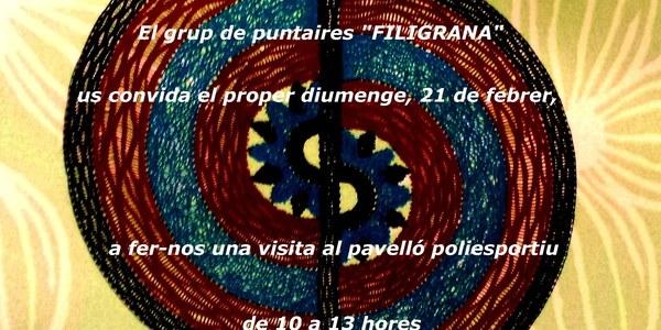 XIX Trobada de Puntaires a Torrefarrera